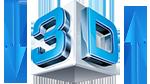 Обзор в 3D